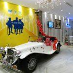 歡迎光臨獅子王商務旅館!